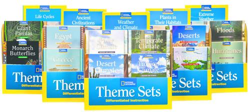 Theme Sets: Complete Classroom Set (24 Theme Sets)
