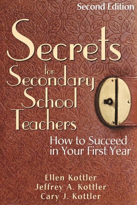 Secrets for Secondary School Teachers - 9780761939856
