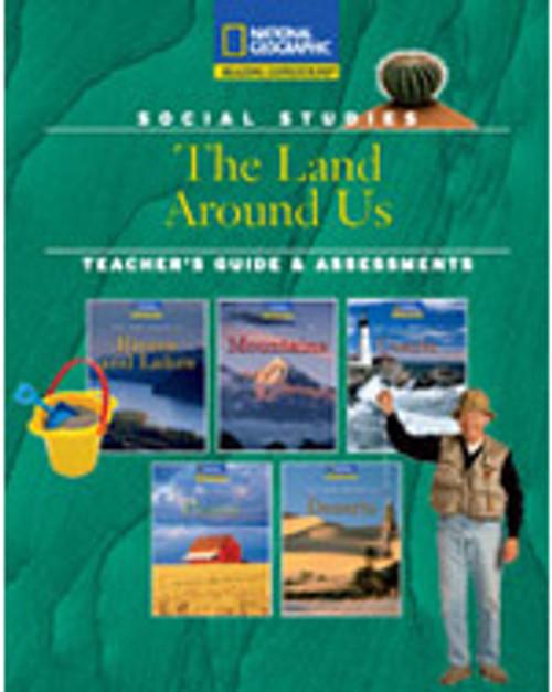 Travels Across America's Past (Social Studies): Classroom Set