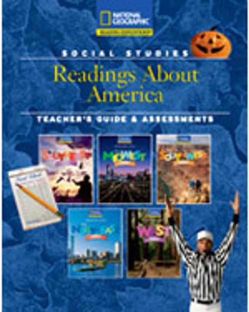 Readings About America (Social Studies): Teacher's Guide and Assessments