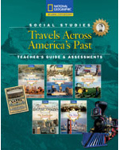 Voices From America's Past (Social Studies): Classroom Set