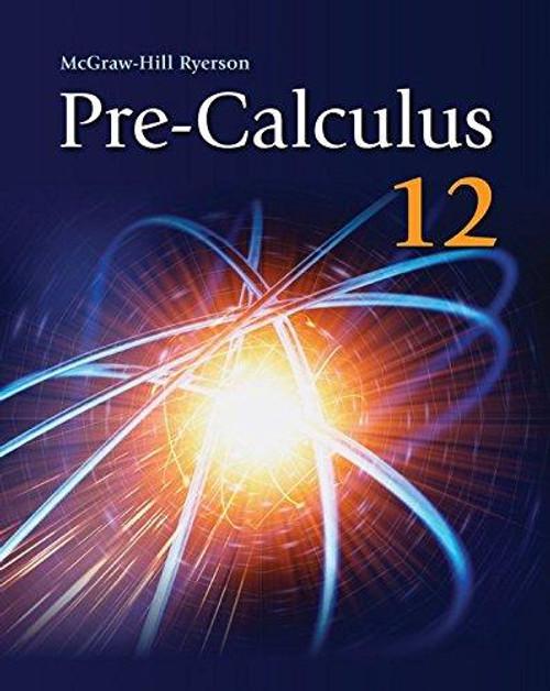 Pre-Calculus 12 | Student Workbook - 9780070738911