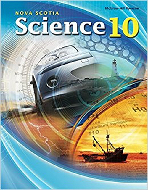 Nova Scotia Science Grade 8   Teacher Resource - 9780071058117