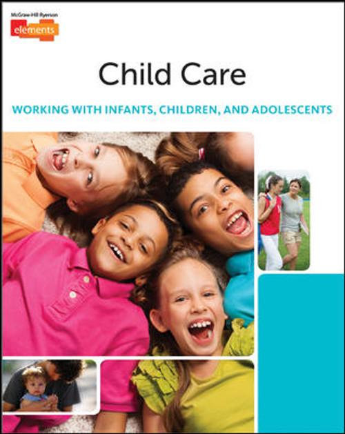 Child Care Working With Infants Children Adolescents CONNECTschool Teacher (5 Year)