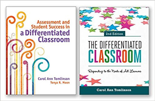 Differentiated Instruction and Assessment and Student Success in a Differentiated Classroom, 2nd ed., 2-Book Set