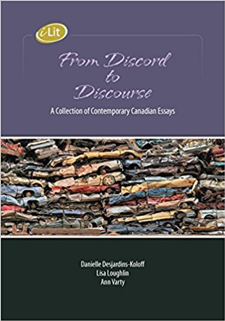 iLit From Discord To Discourse: A Collection Of Contemporary