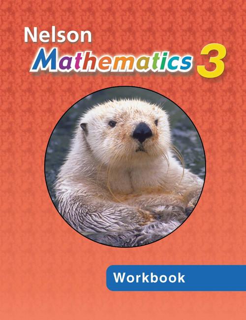 Nelson Mathematics - Ontario + Quebec (Grade 3)   Student Workbook (Single Copy) - 9780176200930