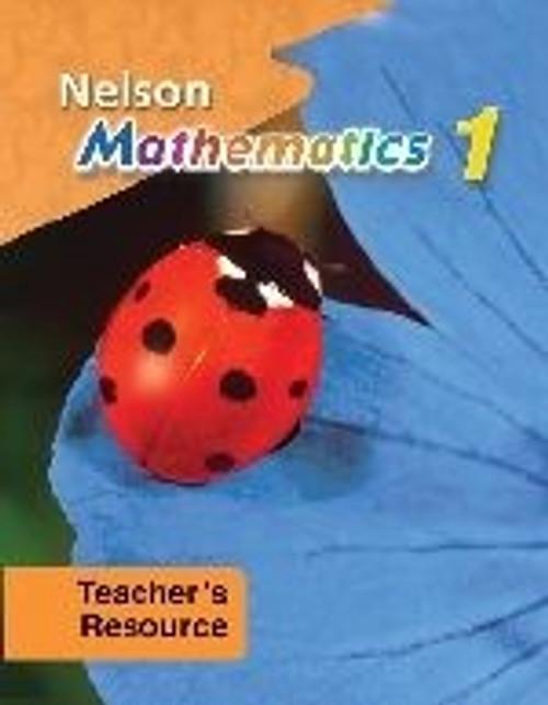 Nelson Mathematics - Ontario (Grade 1) | Student Activity Workbook - 9780176260835