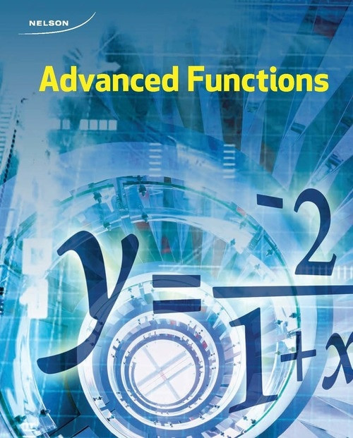 Calculus & Vectors 12 | Online Student Text Pack (1 Year Subscription) - 9780176677596
