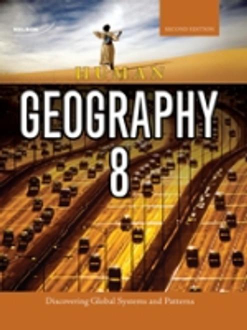 Human Geography 8 Teacher's Resource