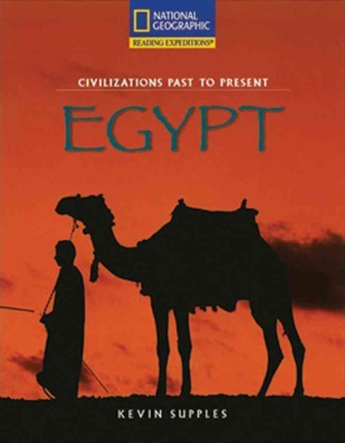 Reading Expeditions (Social Studies: Civilizations Past to Present): Egypt