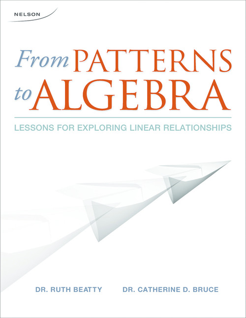 From Patterns to Algebra Book + Online Teaching Centre