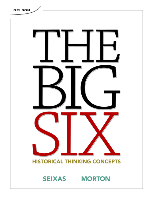 The Big Six   Hardcover - 9780176541545
