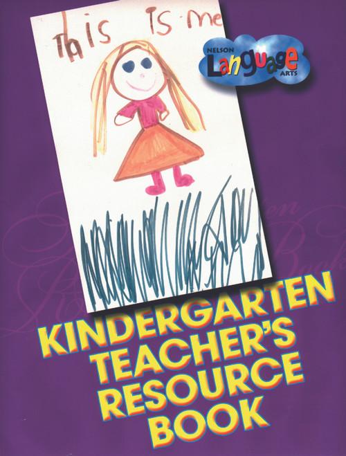 Kindergarten Teacher's Resource Book