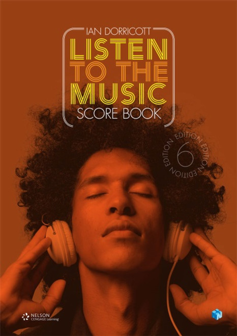 Listen to the Music Performance Score Book