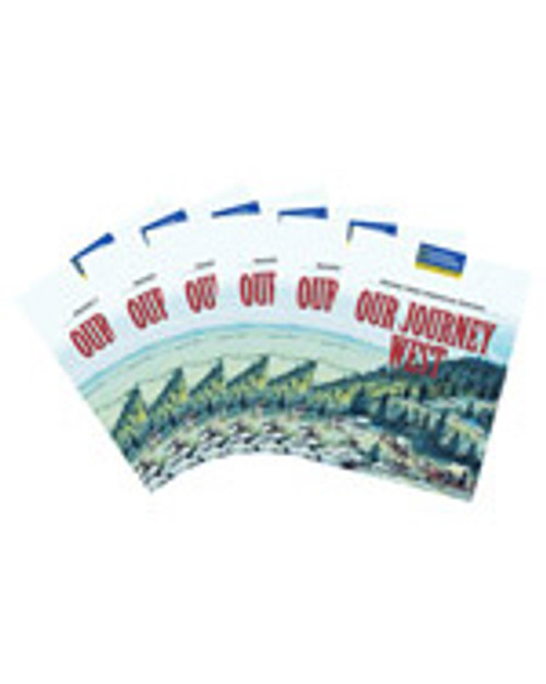 Reading Expeditions (Social Studies: Voices From Americas Past): Our Journey West, 6-pack