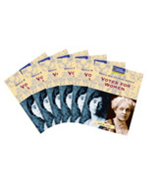 Reading Expeditions (Social Studies: People Who Changed America): Votes for Women, 6-pack