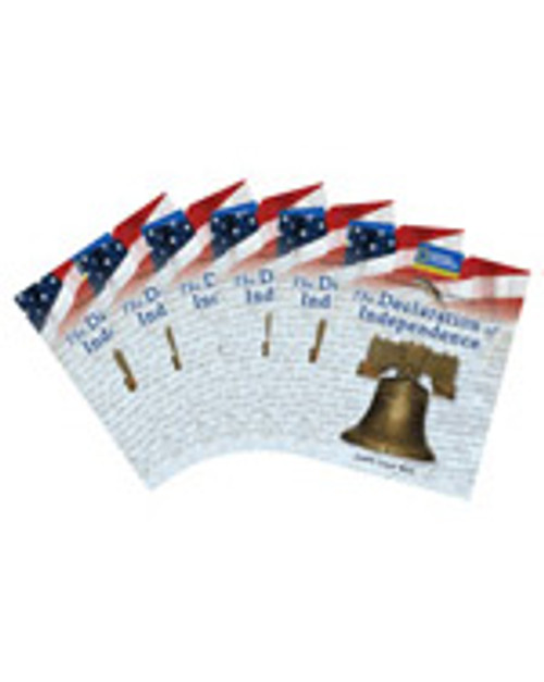 Reading Expeditions (Social Studies: Documents of Freedom): The Declaration of Independence, 6-pack
