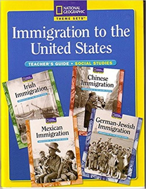 Theme Sets (Social Studies: Immigration to the United States): German-Jewish Immigration, 8-pack