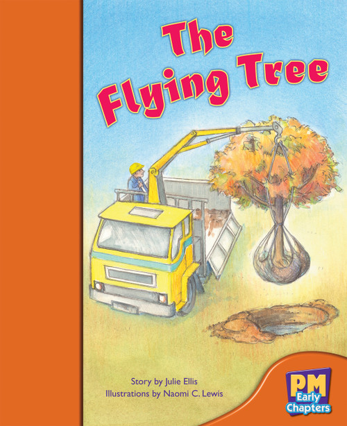 PM Early Chapters Orange The Flying Tree Lvl 16