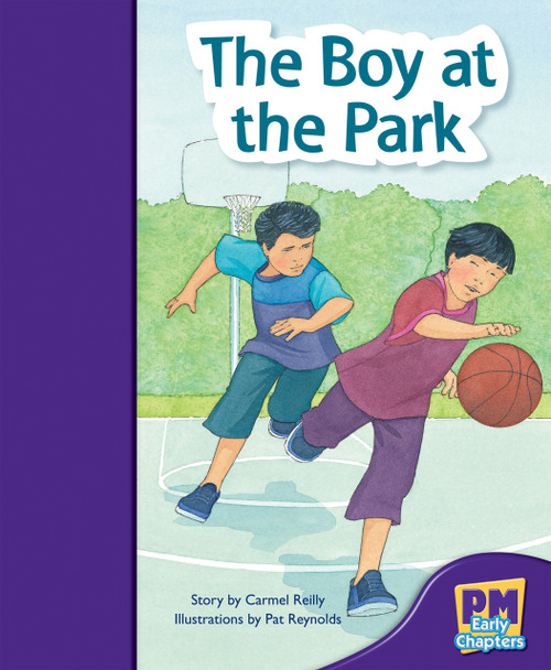 PM Early Chapters Purple The Boy at the Park Lvl 20