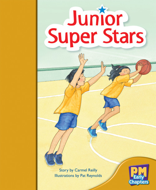 PM Early Chapters Gold Junior Super Stars Lvl 21-22