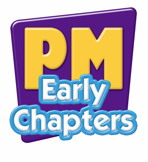 PM Early Chapters Turquoise Lvl 17-18 Single Copy Set