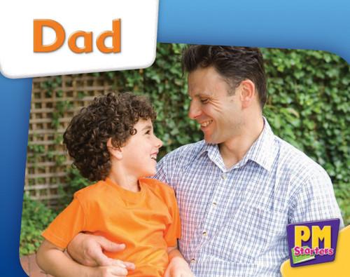 PM Starters Magenta Dad Lvl 1