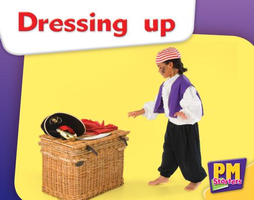 PM Starters Magenta Dressing Up Lvl 1