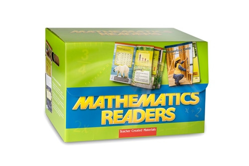 Mathematics Readers 6 Sea Creatures