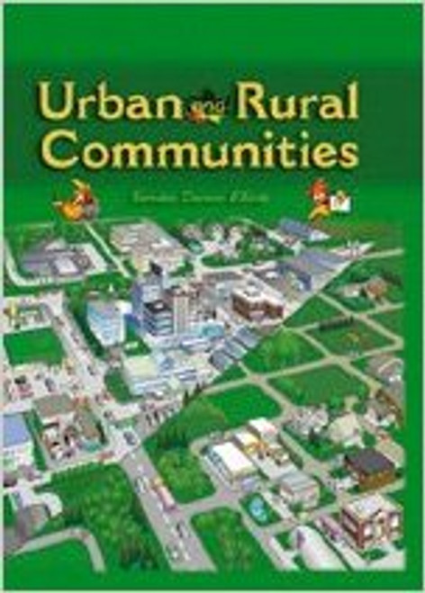 Urban and Rural Communities Student Book