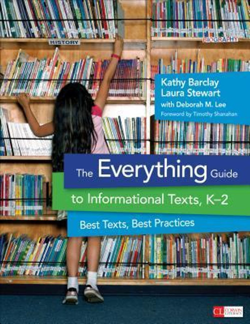 The Everything Guide To Informational Texts, Grades K-2: Best Texts, Best Practices