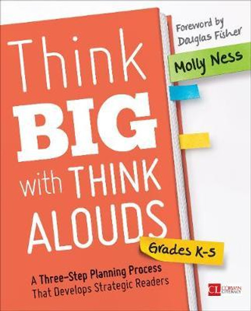 Think Big With Think Alouds, Grades K-5