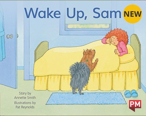 PM Library Red Level 3 Wake Up, Sam 6-pack