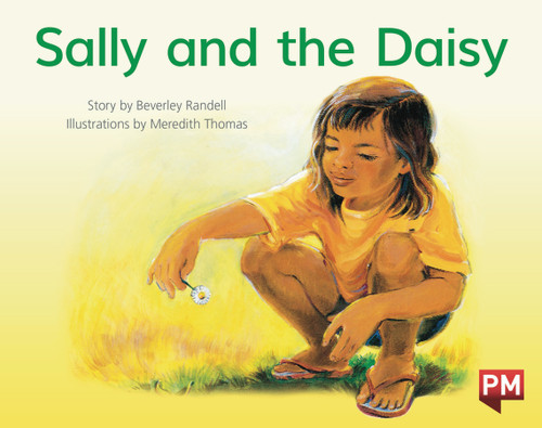 PM Library Red Level 4 Sally and the Daisy 6-pack