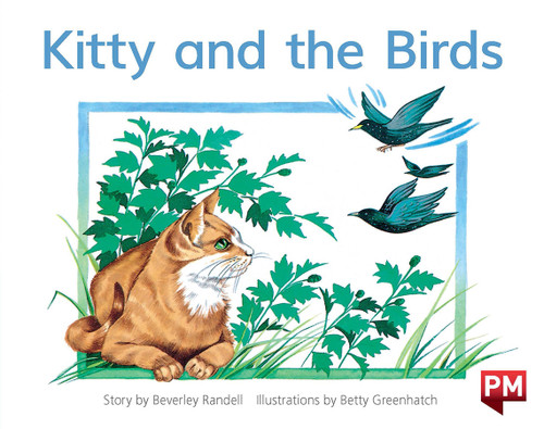 PM Library Red Level 4 Kitty and the Birds 6-pack