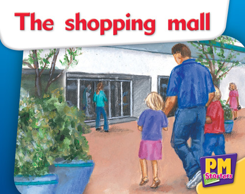 PM Starters Magenta The Shopping Mall Lvl 2