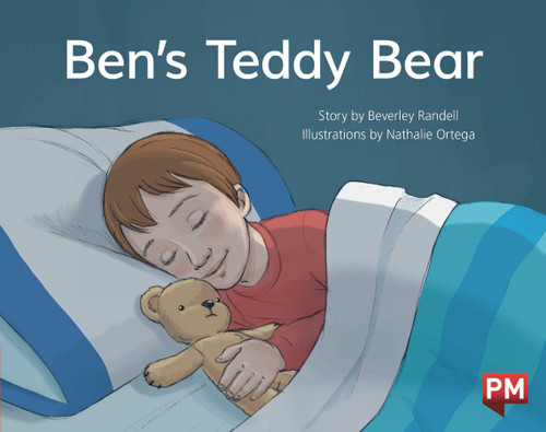 PM Library Red Level 5 Ben's Teddy Bear 6-pack