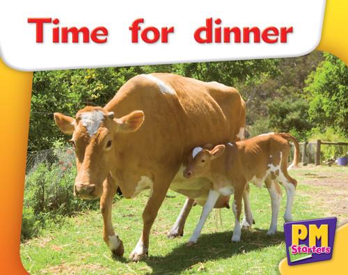 PM Starters Magenta Time for Dinner Lvl 2