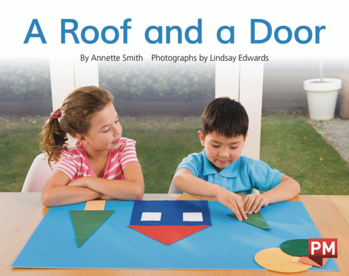 PM Library Red Level 5-6 A Roof and a Door 6-pack