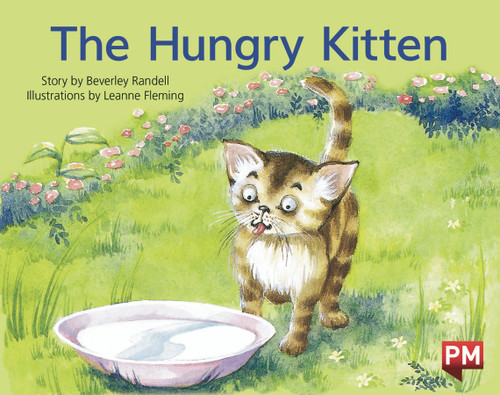 PM Library Yellow Level 6 The Hungry Kitten 6-pack