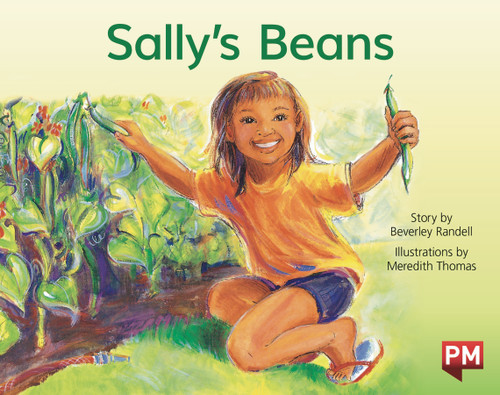 PM Library Yellow Level 6 Sally's Beans 6-pack