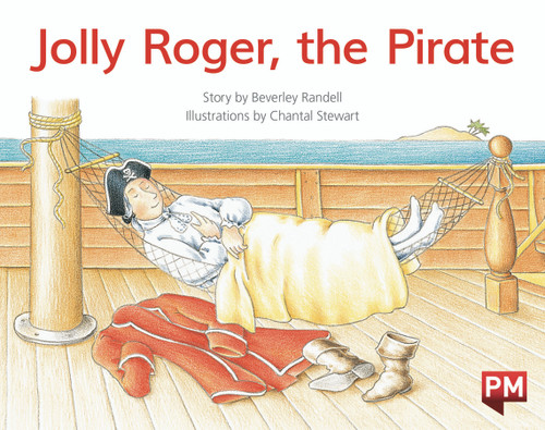 PM Library Yellow Level 6 Jolly Roger, the Pirate 6-pack