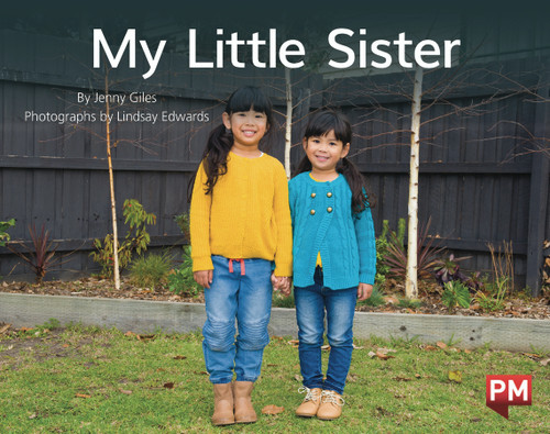 PM Library Yellow Level 8-9 My Little Sister 6-pack
