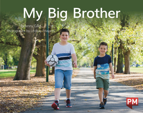 PM Library Yellow Level 8-9 My Big Brother 6-pack