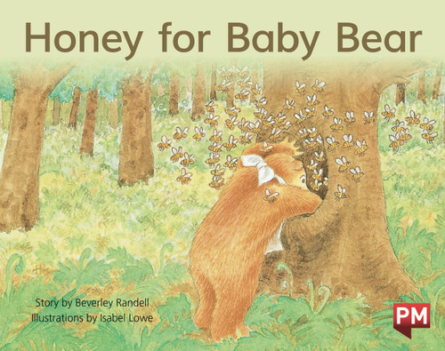 PM Library Blue Level 9 Honey for Baby Bear 6-pack