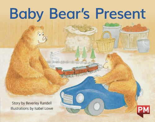 PM Library Blue Level 10 Baby Bear's Present 6-pack