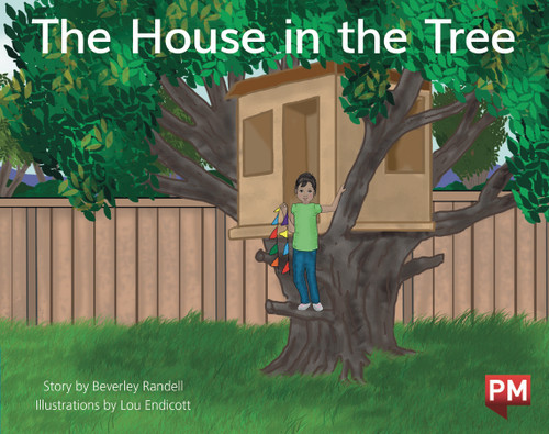 PM Library Blue Level 10 The House in the Tree 6-pack