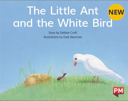 PM Library Blue Level 10 Little Ant and White Bird 6-pack