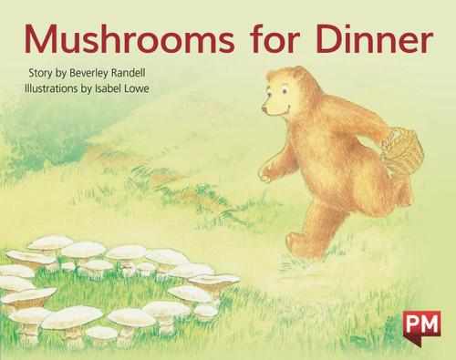 PM Library Blue Level 11 Mushrooms for Dinner 6-pack